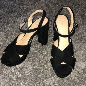 Brand new Abound Platform Heel Sandals ✨